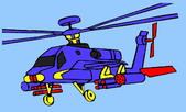 Bojový vrtulník